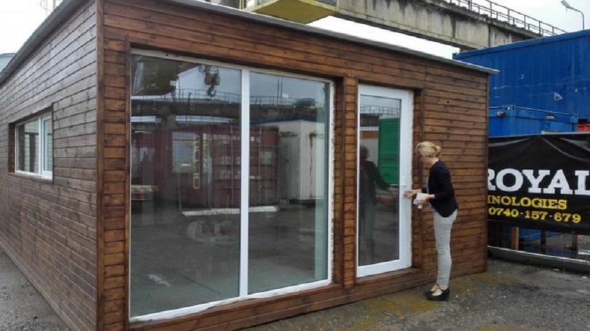 La casa container un 39 idea stravagante o un business di - Casa container italia ...