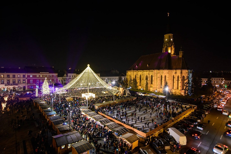 The magic of the Christmas Fair in Cluj-Napoca - Tourism, Business and ...