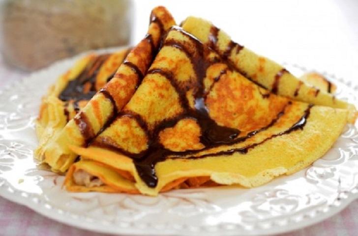 Crepes ricetta originale dolci