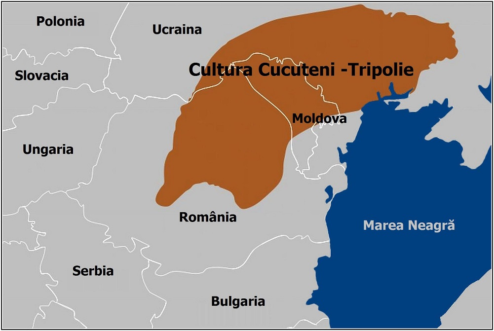 Cucuteni - the traces of a fascinating population found on