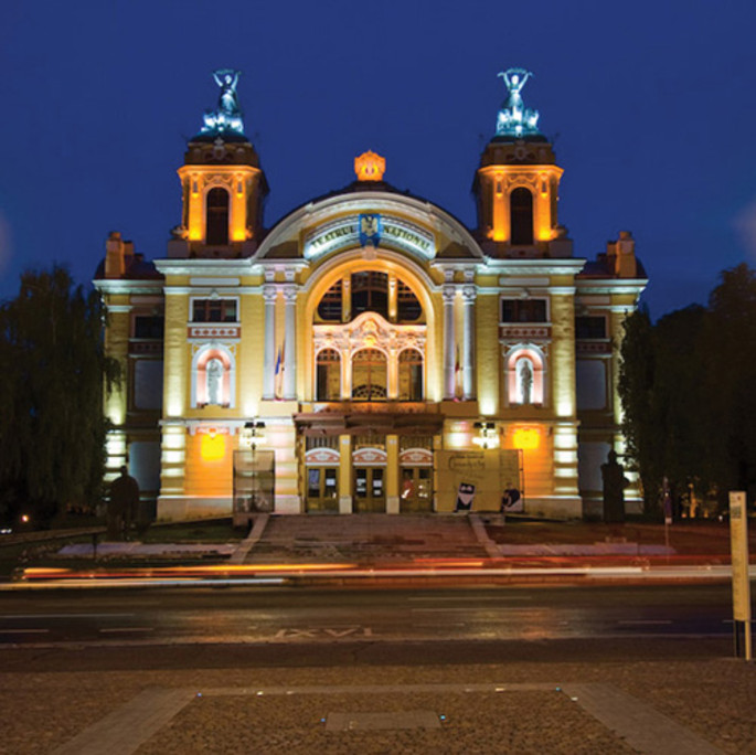 National Theater Lucian Blaga
