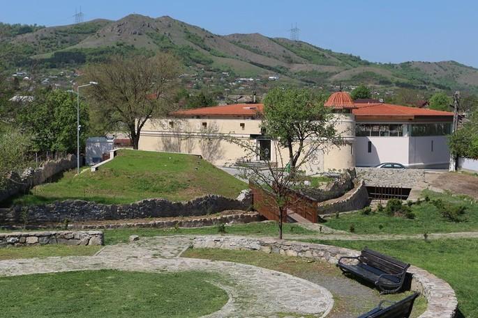 Basilica de la Niculițel, județul Tulcea