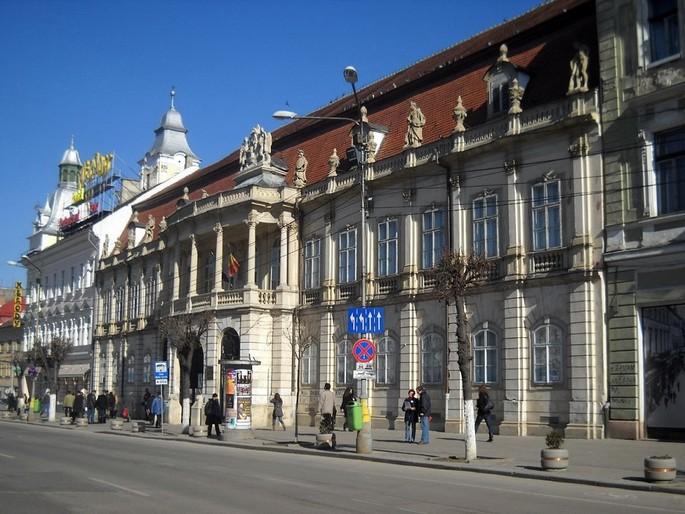 Banffy Palace - Cluj Napoca