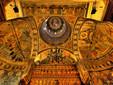La Chiesa di Stavropoleos, Bucarest - l'interiore
