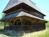 The Wooden Church Barsana