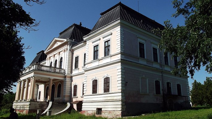 Castello Banffy di Rascruci - Transilvania