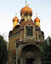 The Russian Church in Bucharest