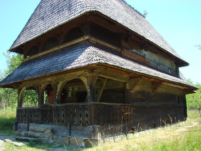 The Wooden Church Barsana