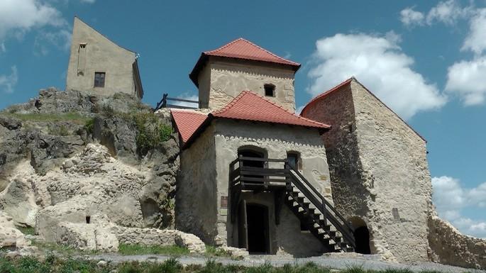 La Fortezza Rupea