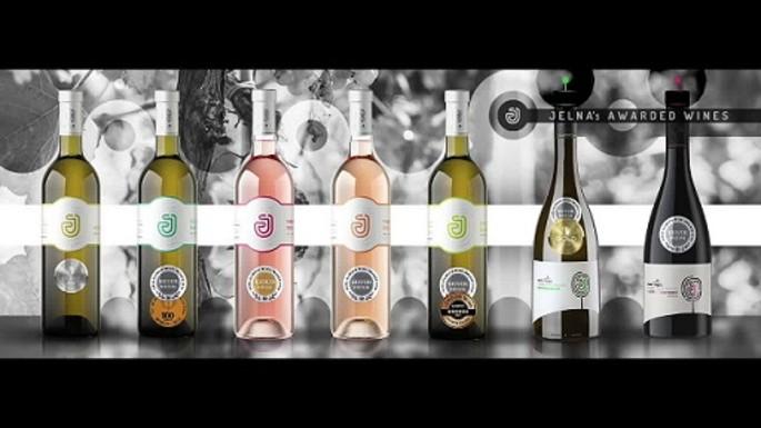 La cantina di vini Jelna - Transilvania
