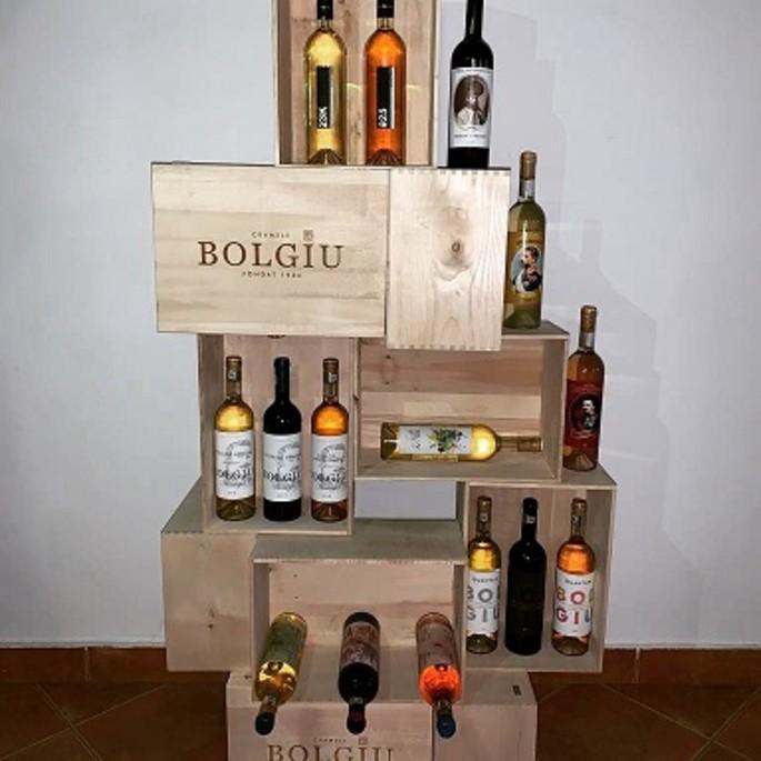 Casa Bolgiu Wine Cellar