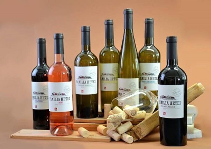Hetei Family Wine Cellar, Transylvania