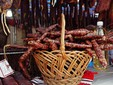 Cârnații de Pleșcoi – produs tradițional românesc