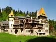 Castelul Pelișor - Sinaia, Valea Prahovei