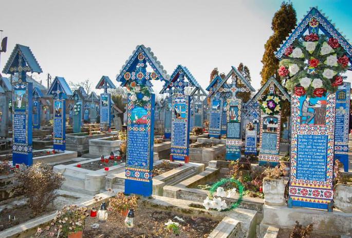 Cimitirul Vesel de la Săpânța