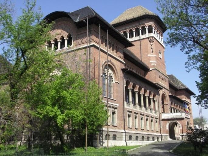 The Romanian Peasant Museum  - Bucharest