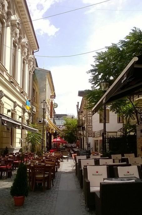 București - Centrul Vechi, Strada Lipscani