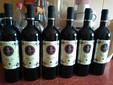 La cantina di vini Anca nel villaggio di Dioseg
