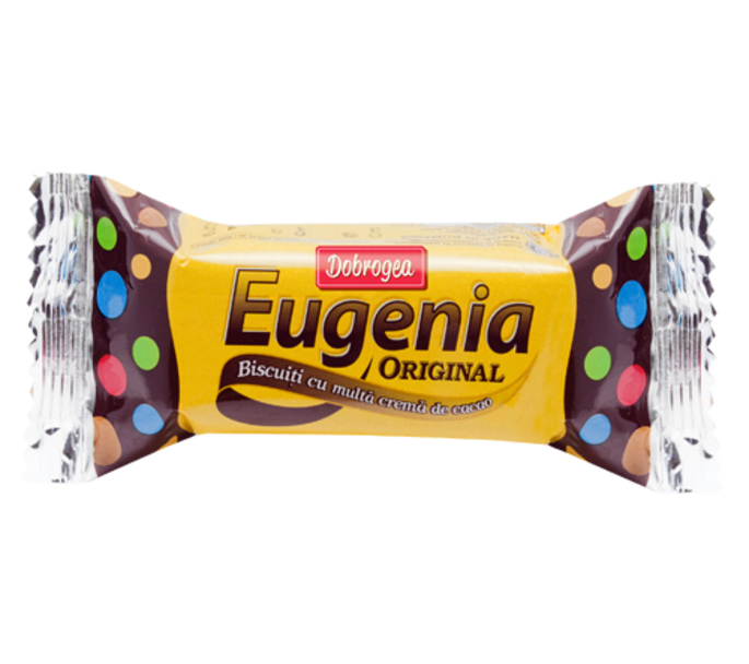 Eugenia - the Romanian sandwich biscuit