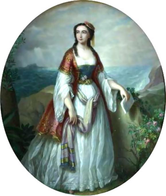 Elena Ghica - Dora d'Istria