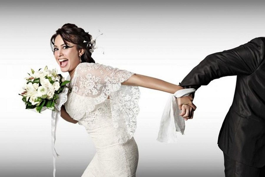 The bride kidnapping, a funny tradition customary at weddings in Romania -  ImperialTransilvania