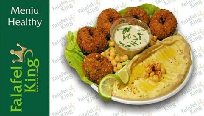 Falafel King - CuGust