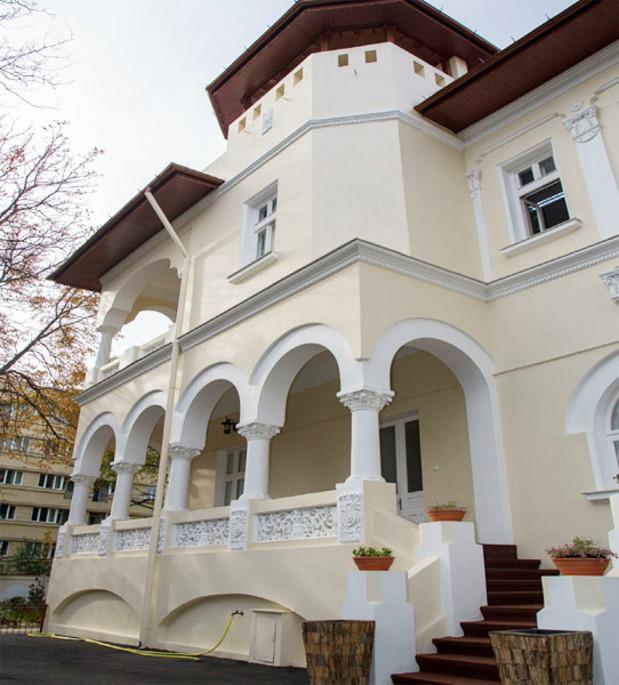 Golescu Grant Palace, Bucharest