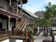 The Manuc's Inn, Bucharest - the stair