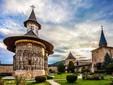 Mănăstirea Suceviţa, Bucovina
