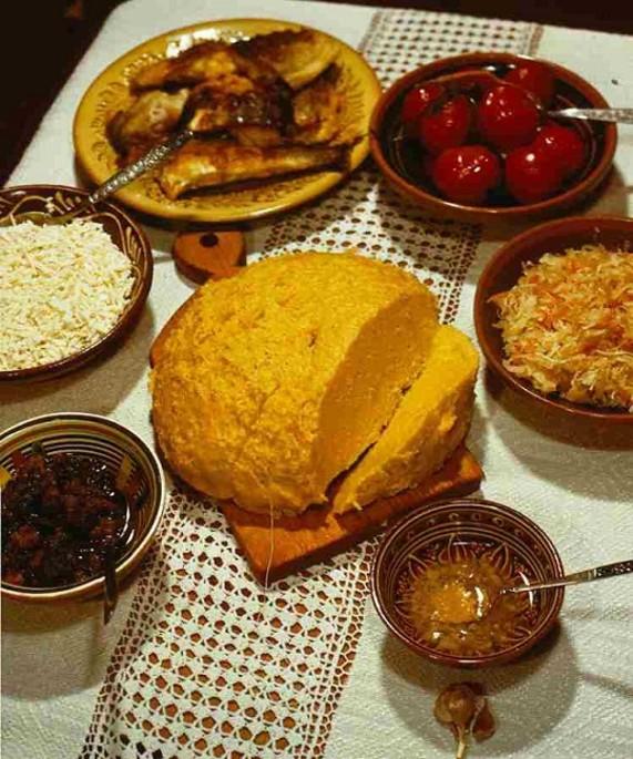 Moldova gastronomie