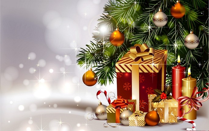 Merry Christmas - wallpaper