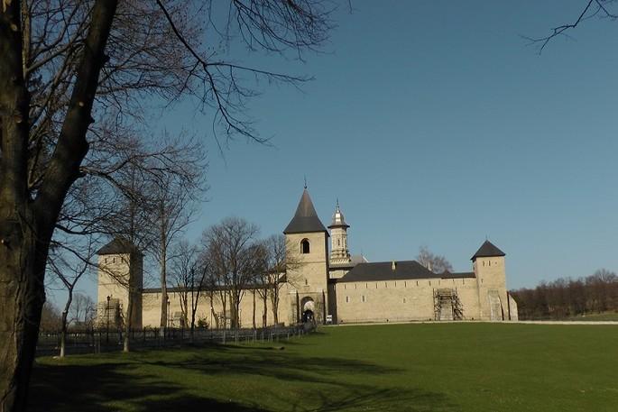 Manastirea Dragomirna - Bucovina