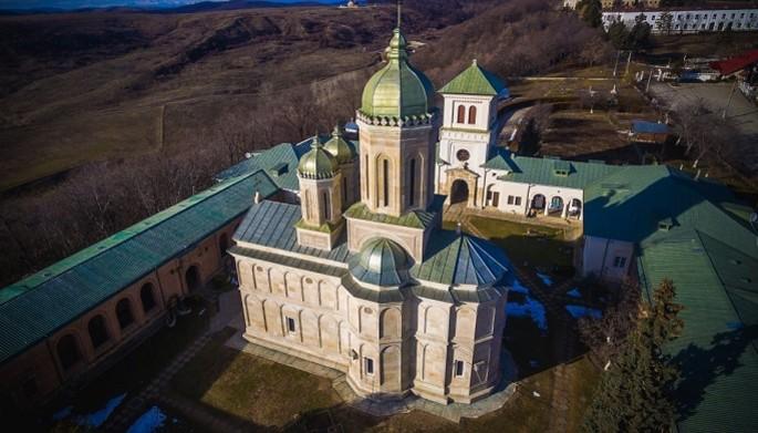 Dealu Monastery, Targoviste