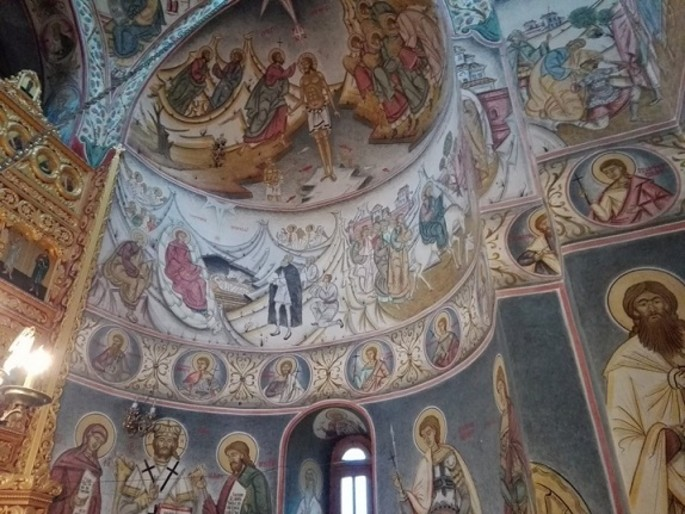 Il Monastero di Cobia