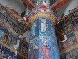 The Snagov Monastery and the Snagov Lake
