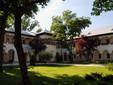 Cotroceni Palace, courtyard - Bucharest