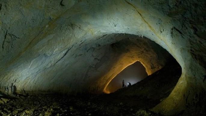 La Grotta Movile di Dobrogea