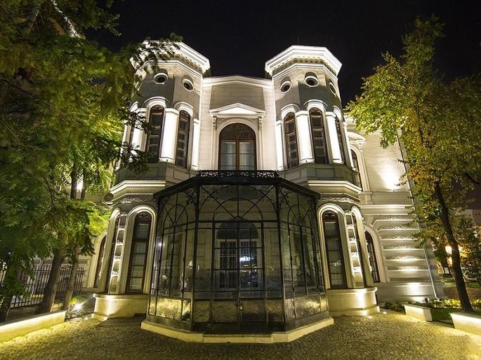 Sutu Palace in Bucharest