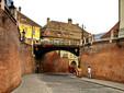 "The ""Bridge of Lies"" - Sibiu"