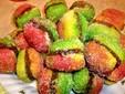 Peach cookie - Romanian recipe