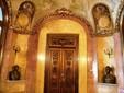 Palatul Cantacuzino din Bucureşti, interior