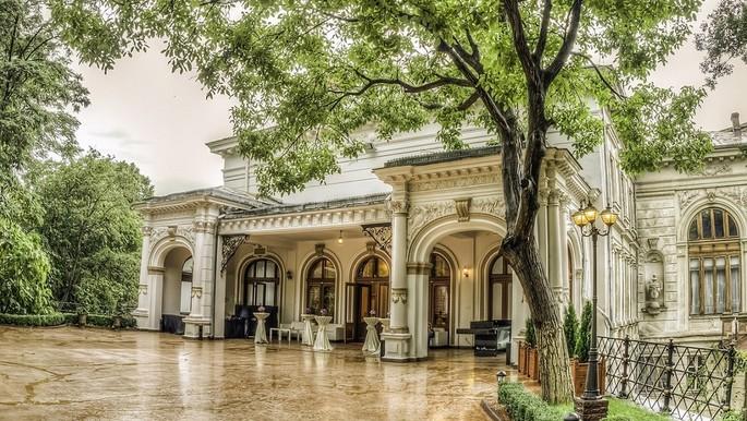 Bragadiru Palace - Bucharest