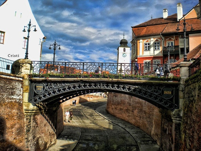 Il Ponte delle Bugie - Sibiu