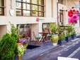 Il ristorante Rawdia - Bucarest