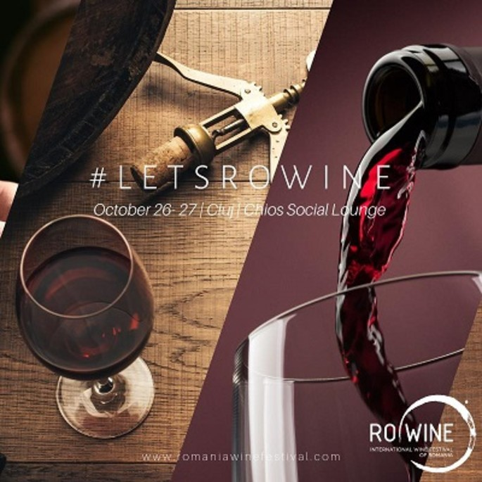 RO-Wine | The Wine Festival of Romania 2019 Cluj Napoca