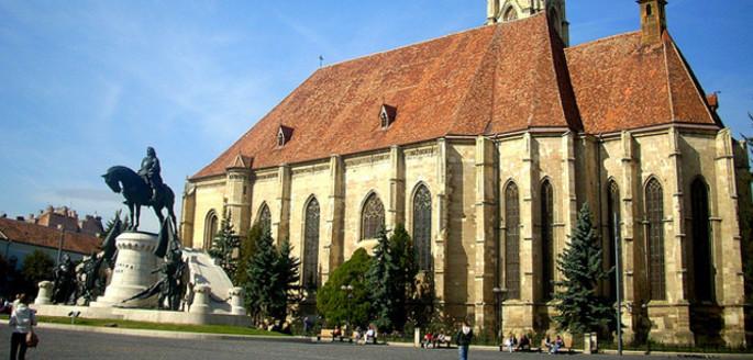 St. Michael's Church - Cluj Napoca