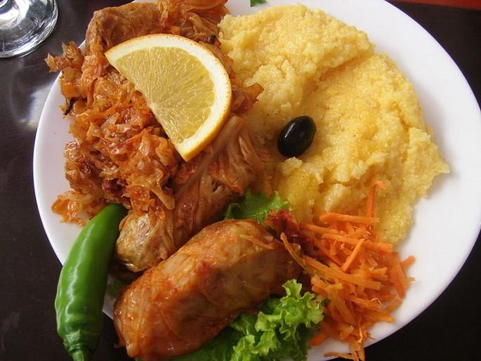 Moldavia gastronomy