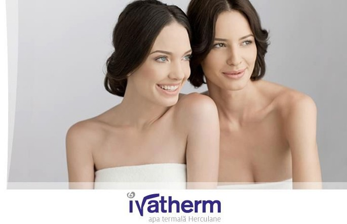 Ivatherm - the skin care products of Herculane Baths