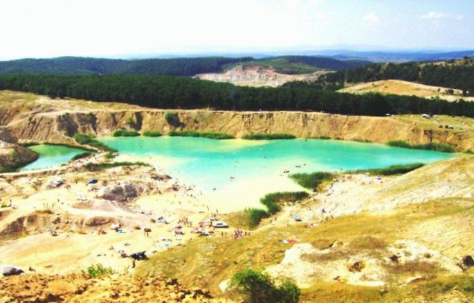 The Blue Lagoon - Aghiresu, Cluj Napoca County