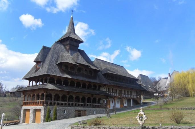 Il complesso monacale di Barsana
